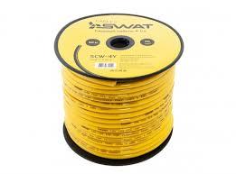 <b>Силовой кабель кабель SWAT SCW</b>-<b>4Y</b>