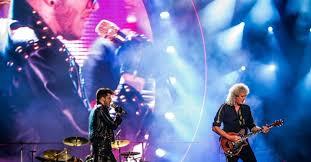 Resultado de imagem para queen tocou rock in rio 2015 18 no setembro