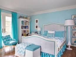 ideas light blue bedrooms pinterest: delightful light blue teenage girls bedroom design ideas