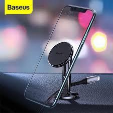 Магнитный автомобильный <b>держатель</b> для телефона <b>Baseus</b> ...