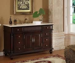 real wood bathroom vanity vanities adelina  inch antique solid wood bathroom vanity