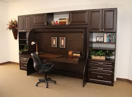 hidden office desk home office hidden 39desk bed39 with a very traditional look traditional home atlas chunky oak hidden home office