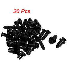 Promotion! <b>20 pcs 9mm</b> Hole Push In Expanding Screw Panel Clips ...