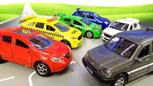 Машинки модельки <b>Технопарк</b> легковые автомобили - YouTube
