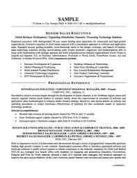 cover letter for marketing and s executive resume for marketing and s executive