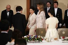 Japan's <b>empress</b> takes spotlight