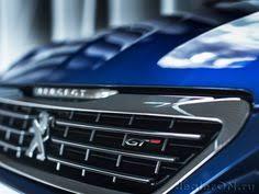 <b>Радиаторная решетка</b> хэтчбека Peugeot 308 GT 2015 / Пежо 308 ...