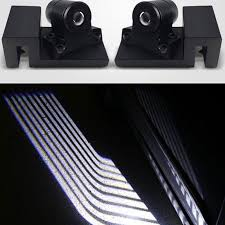 <b>2Pcs</b> Angel Wings Car Welcome Light Shadow Light Projector Car ...