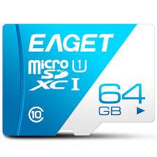 <b>EAGET T1</b> Micro <b>SD Card</b> 64GB 32GB 16GB <b>Memory Card</b> 128GB ...