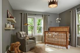 baby boy nursery furniture solid wood modern design ideas with grey sofa dog doll beauty lighting best grey neutral wall painting color white soft carpets baby nursery lighting ideas