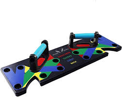 Fraser Fitness <b>Push</b> Up Board <b>9 in 1</b> Multifunction Muscleboard ...