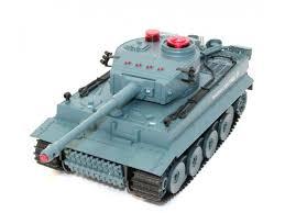 <b>Радиоуправляемый танк</b> (на аккумуляторе, свет, звук) <b>Huan</b> QI ...