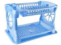 """<b>Сушилка для посуды</b> """"<b>Лидия</b>"""" (голубой перламутр) купить оптом ..."""
