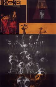 images about richard m powers on pinterest  p power hand  richard powers torcon poster for the world science fiction convention from the essay unearthly powers surrealism and sf