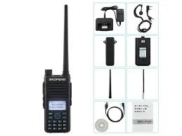 <b>Baofeng DM</b>-<b>1801</b> DMR Tier II Digital Two Way Radio 1024 ...