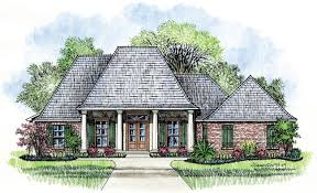 Orleans   Louisiana House Plans Country French Home PlansOrleans   Louisiana House Plans Country French Home Plans