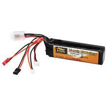 New <b>ZOP Power 11.1V 2200mAh</b> 3S 8C Lipo Battery JR JST ...