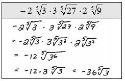 OpenAlgebra.com: Multiplying and Dividing Radical ExpressionsInstructional Video: Multiplying Radicals