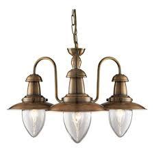 <b>Подвесная люстра Arte Lamp Fisherman</b> A5518LM-3RB — купить ...