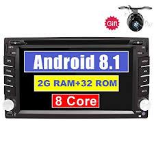 Eunavi 2 Din in Dash Car Stereo with Navigation ... - Amazon.com