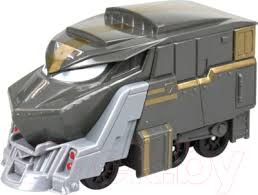 <b>Silverlit</b> Robot Trains <b>Паровозик Дюк</b> / 80160 Элемент железной ...