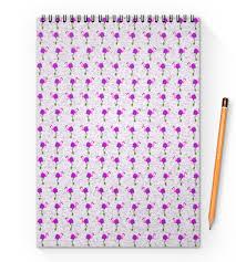 "Блокнот на пружине А4 ""Розовые <b>фламинго</b>"" #2788910 от Алена ..."