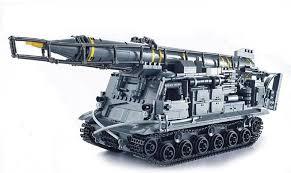 <b>Конструктор XingBao Ракетная установка</b> 8U218 (1750 деталей ...