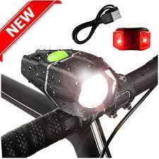 <b>Rechargeable</b> 1600 Lumen Mountain Bike Headlight w/Helmet ...