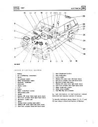land rover range p 38 stereo wiring land home wiring diagrams on land rover cd player wire diagram