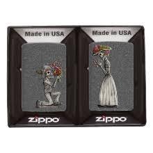 <b>Зажигалки zippo</b>, цвет: серый — купить в интернет-магазине ...