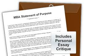 statement of purpose sample essays mba essay editing service mba statement of purpose editing