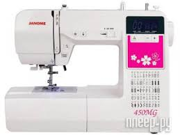 <b>Швейная машинка Janome 450MG</b>
