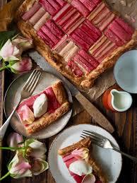 Rhubarb <b>Frangipane</b> Tart – ellenlunney