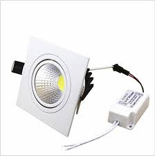 <b>2016 New</b> Super Bright Recessed <b>LED</b> Dimmable Square Downlight