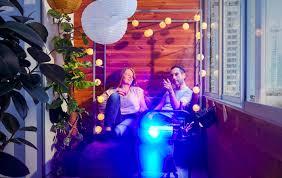 Устройте неожиданный киновечер на балконе - <b>IKEA</b>