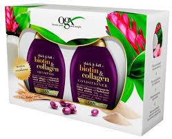 <b>Набор OGX</b> Biotin & collagen — купить по выгодной цене на ...
