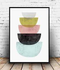 "<b>Geometric abstract</b> prints – Tagged ""<b>minimalist</b> poster ..."