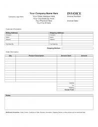 printable invoice template word invoice templates blank service invoice template printed
