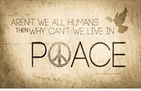 Peaceful peace quotes