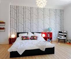 room elegant wallpaper bedroom:  elegant wallpaper in bedroom impressive small bedroom remodel ideas with wallpaper in bedroom