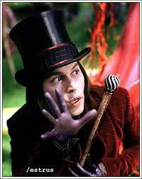 Resultado de imagem para Willy Wonka e aparelhos