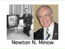 Image result for Newton Minow and josephine baskin