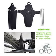 <b>1 Set MTB</b> Mountain Road Bike Bicycle Front Fork Mud Guards ...