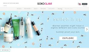top cosmetic stores on shopify korea makes some of the best skincare products out there and soko glam does an exceptional job of visually presenting the products high quality images