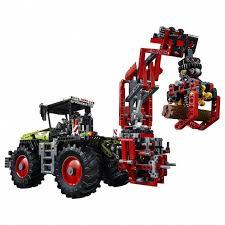 <b>Конструктор Lepin Technics 20009</b> трактор Claas Xerion 5000 ...