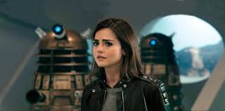 doctor who jenna coleman interview on leaving the bbc show