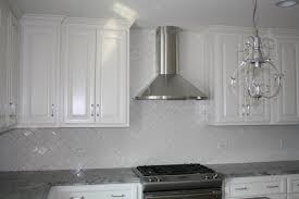 kitchen backsplash stainless steel tiles: fresh subway tiles in kitchen