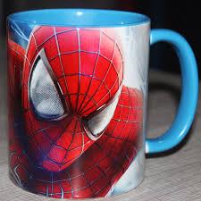 400 мл Дисней Человек-паук <b>чашка</b> для воды кофе молочный чай ...