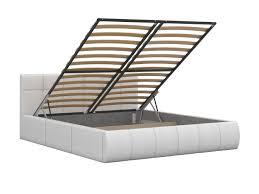 <b>Двуспальная кровать</b> с подъемным механизмом Афина купить в ...