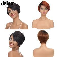 <b>Debut</b> Lace Front <b>Human Hair Wigs</b> Curly <b>Human Hair Wig</b> 100 ...